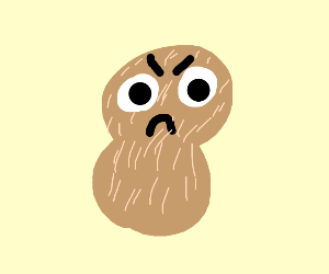 anger peanut