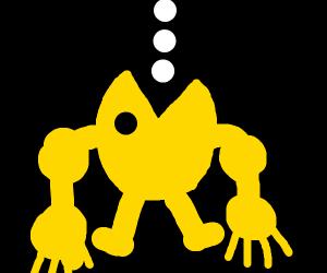 Buff Pacman