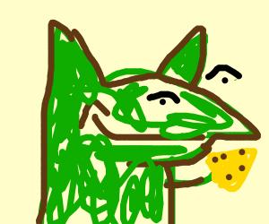 Sly cheese gremlin