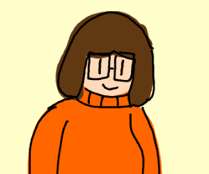 Velma is thicc