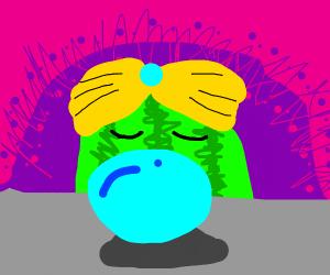 watermelon fortune teller