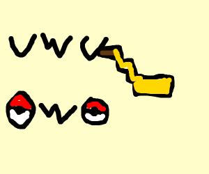 Pokemon UWU and Pokemon OWO