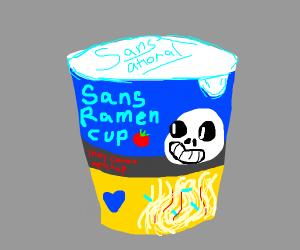 Ramen is SANSational!