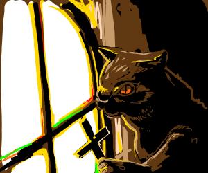Christian cat