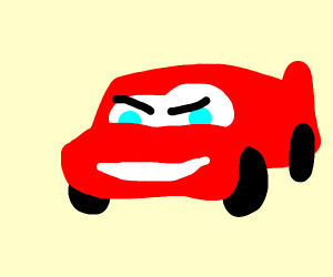Cars 4: Dio's revenge