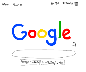 Person on Google