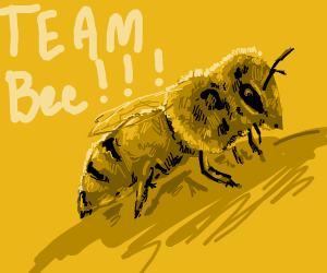 Team bee!