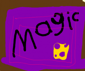 cheese on magic rug