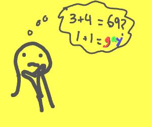 Bad at maths