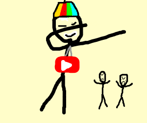 12 year old youtuber dabbing on them h8trs