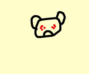 Psychedelic Panda
