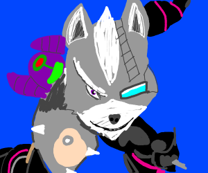 Wolf O'Donnell (Star Fox)