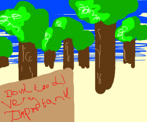 Important Forest