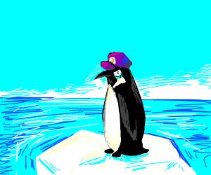 waluigi penguin