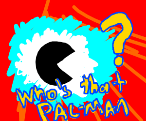 Who's that Pacman?