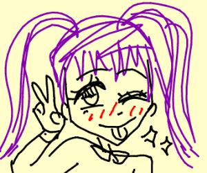 Anime person