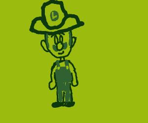 Texan Luigi