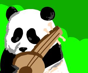 Guitar Panda