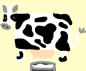 milking a square cow