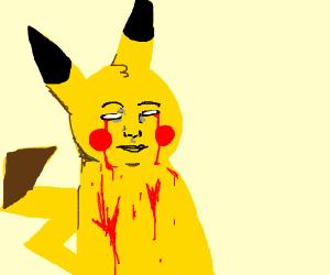 Pokemon gone weird