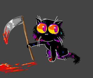 OWO death cat