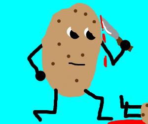 Potato killer
