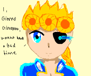 Game Theory: Giorno is Sans