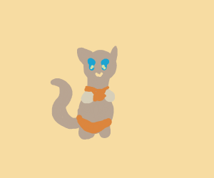 Bellydancing ferret