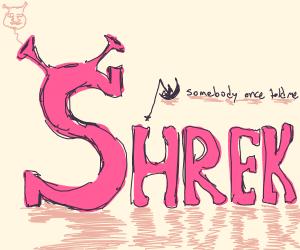 Shrek logo  ;)