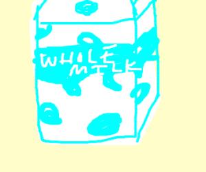 whole milk!