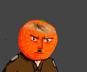 Orange supremacist