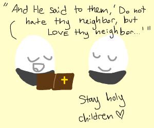 Christian Eggs