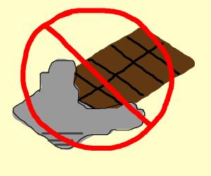No Chocolate Bars