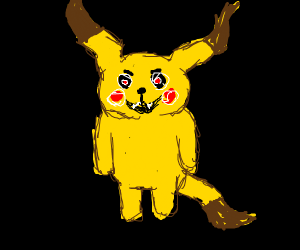 Oh Heck No My Pikachu's Possessed