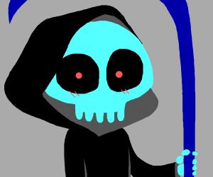 Blue Grim Reaper?