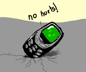 Nokia phone (if i spelled that right)