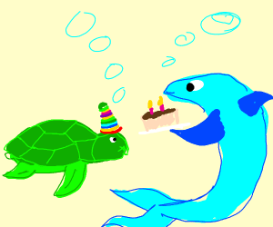 Little Turtle's Birthday Party