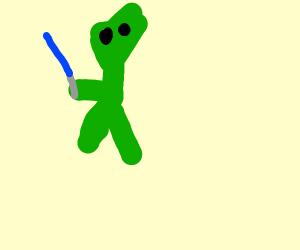 Alien jedi