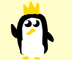 Gunther is King (adventure time)