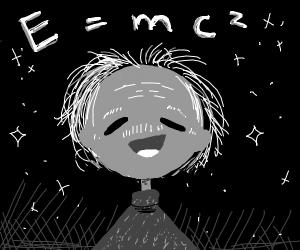 Albert Einstein and that one equation