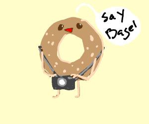 Bagel Photographer