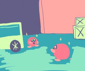 Kirby meet Kirby