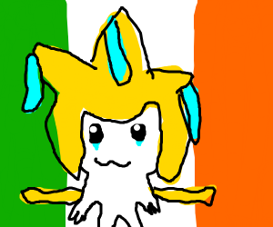 irish pokemon