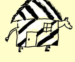 Zebra House