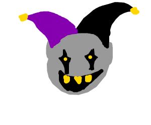 Creepy Jester