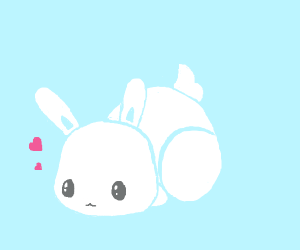 Toddler bunny