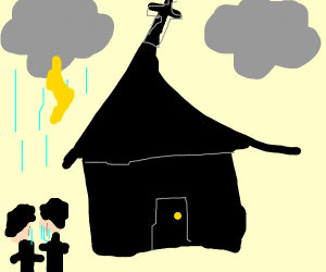 emo church ( for emo goths )