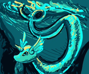 dragonaire (the pokemon)
