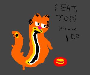 I eat Jon, It's What I Do!