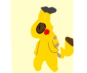 """""""Bold and Brash"""" Pikachu version"""